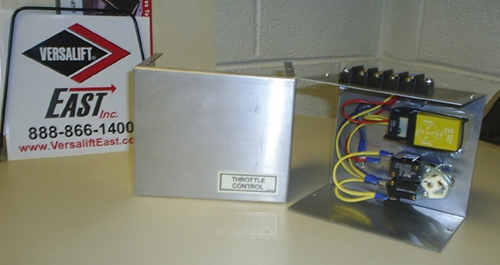 ASSY - MANUAL TWO-SPEED BOX