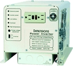 Dimensions Power Inverter