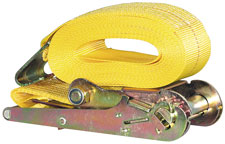 "4"" x 27 Ratchet Strap"