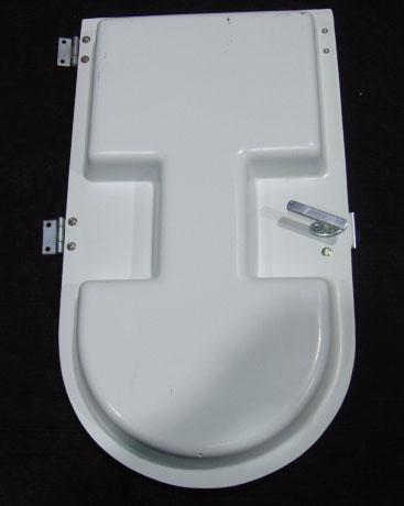 Versalift Bucket Door Assembly & Versalift Bucket Door Assembly - Walk Thru #SA-83