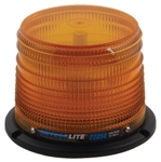 LED Low Profile Amber Dome Strobe Light
