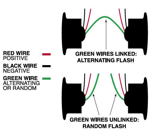 led strobe wiring diagram