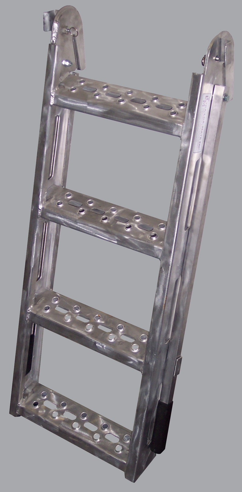 SkateMate 4-Step Safety Ladder