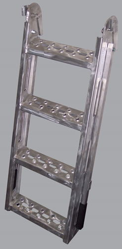 SkateMate 4-Step Safety Ladder