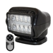 STRYKER - LED Remote Control Searchlight With Wireless Handheld Remote - Black 30514 - 30514